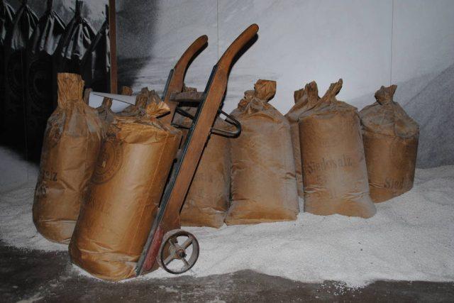 Obchod se solí byl po staletí zárukou ekonomické prosperity města