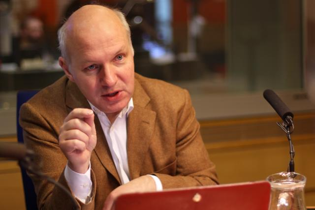 Pavel Fischer, bývalý velvyslanec ČR ve Francii
