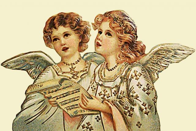 Zpívající andělé