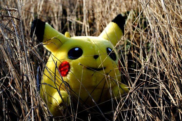 Pokémon Pikaču
