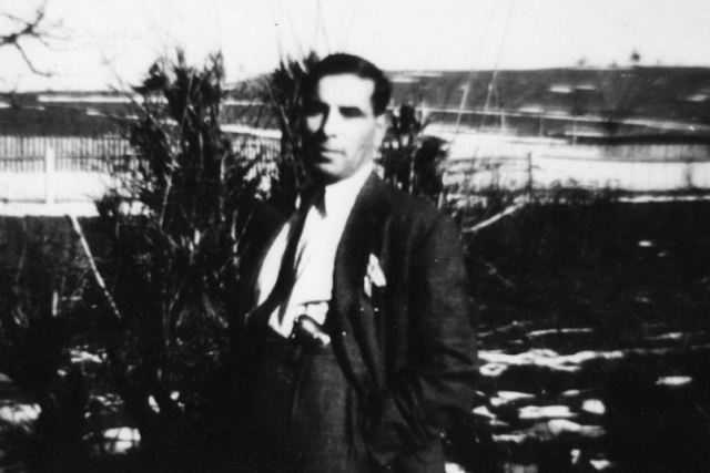 Partizán Josef Serinka