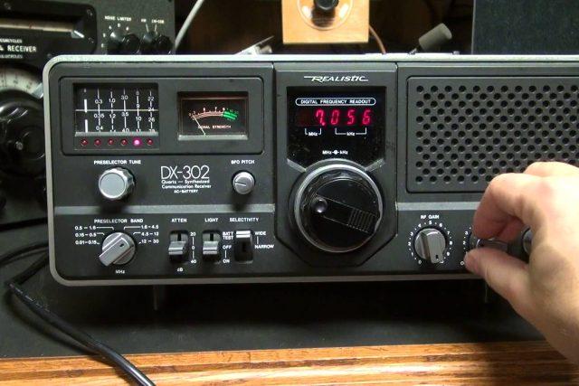 Radioamatérská stanice (ilustrační foto)