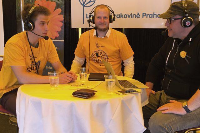 Marek Feith a Michal Masařík.