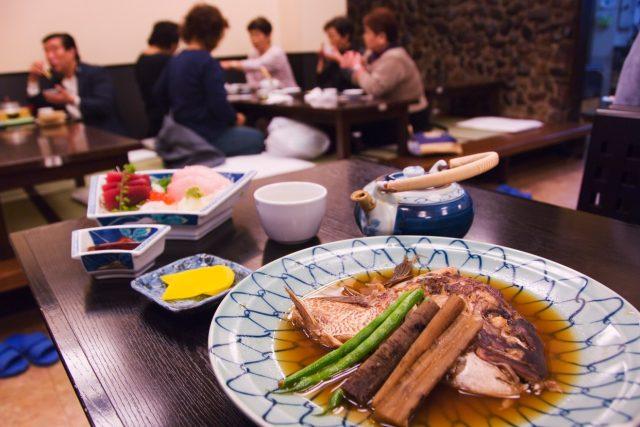 japonsko jídlo restaurace