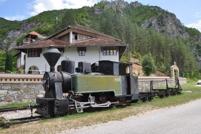 Šarganská úzkokolejka zahájila provoz v roce 1925