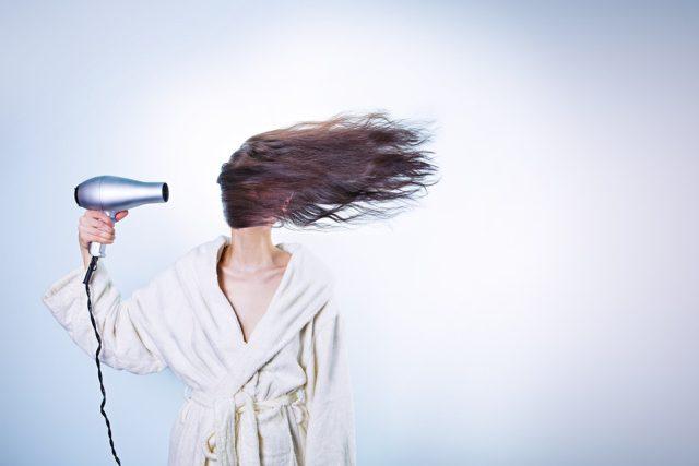 Podle Eileen Carey záleží nejen na barvě vlasů