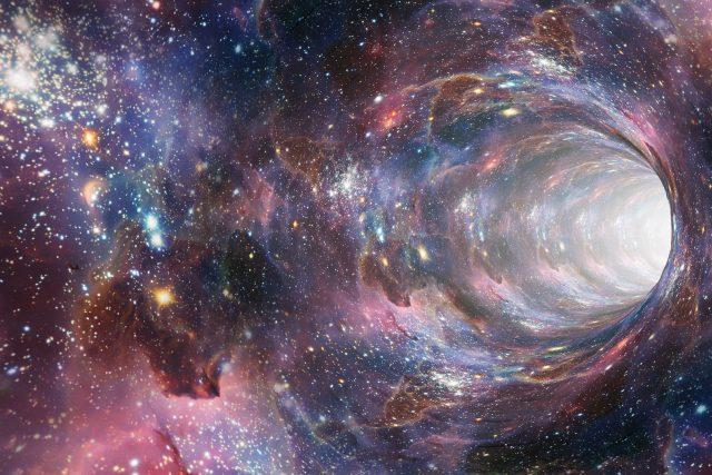 Vesmír, ještě stále neznámý