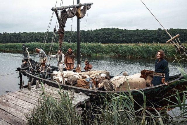 Své slovanské kořeny zkoumají Němci v novém doku-dramatu Slované - naši tajemní předci