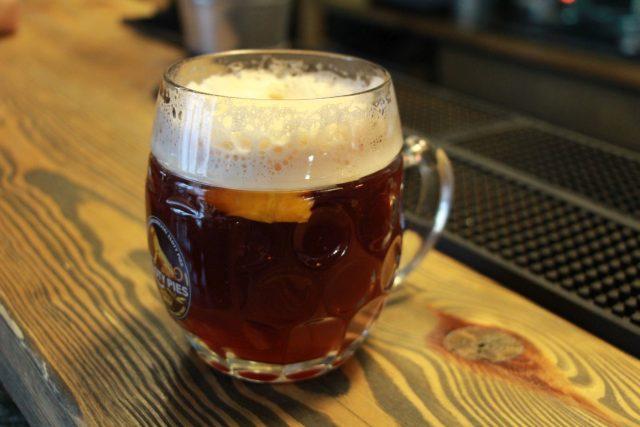 V Polsku patří svařené pivo k nejoblíbenějším nápojům na zahřátí