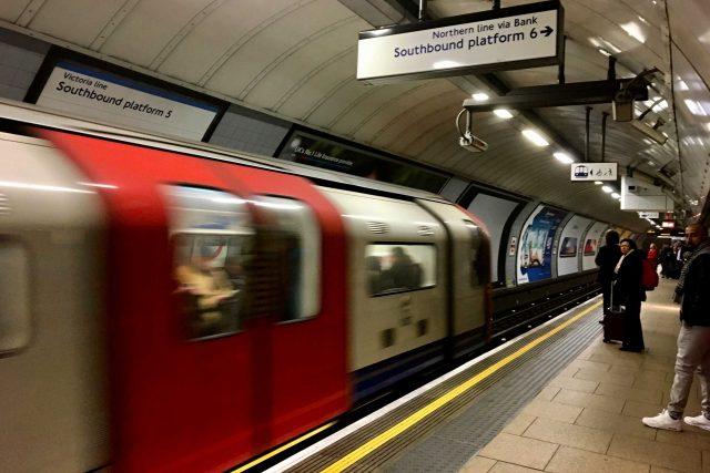 Mikroklima londýnského metra komárům svědčí | foto: Jaromír Marek,  Český rozhlas