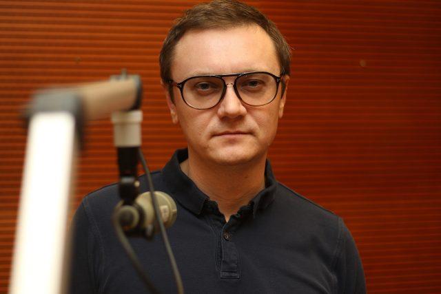 Petr Novague,  designér | foto: Milan Kopecký,  Český rozhlas