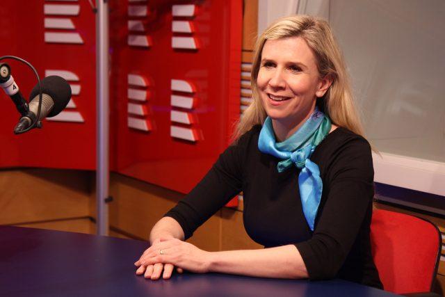 Kateřina Valachová,  poslankyně ČSSD a bývalá ministryně školství | foto: Kristýna Hladíková,  Český rozhlas