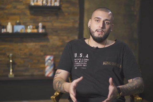 Patrik Branda podniká jako barber v Banské Bystrici