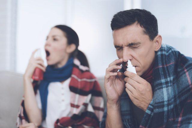 Nachlazení; chřipka  (ilustrační foto) | foto: Fotobanka Profimedia