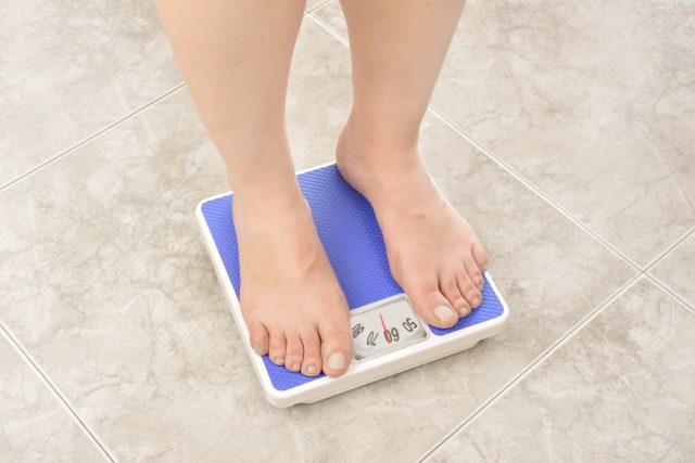 Nadváha (ilustrační foto)
