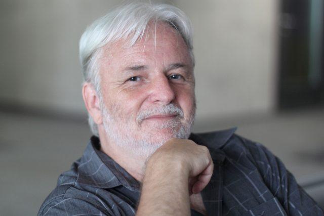 evoluční biolog Jan Zrzavý
