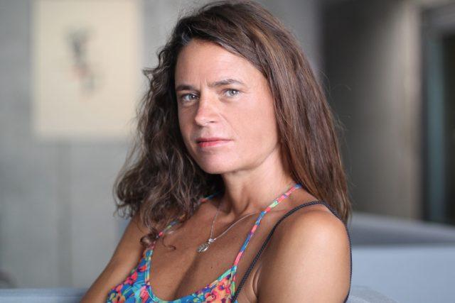 Kristina Höschlová vydává knihu Lékařem mezi pouští a minami | foto: Elena Horálková,  Český rozhlas