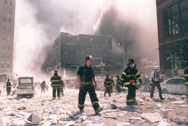Poslechněte si celý rozhovor s bývalým newyorským hasičem,  který zasahoval při teroristických útocích 11. září 2001,  Jamesem Manahanem | foto: Shutterstock