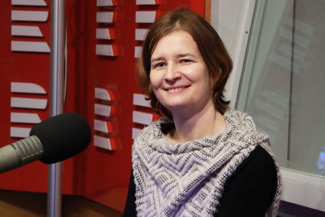Architektka Lenka Maierová