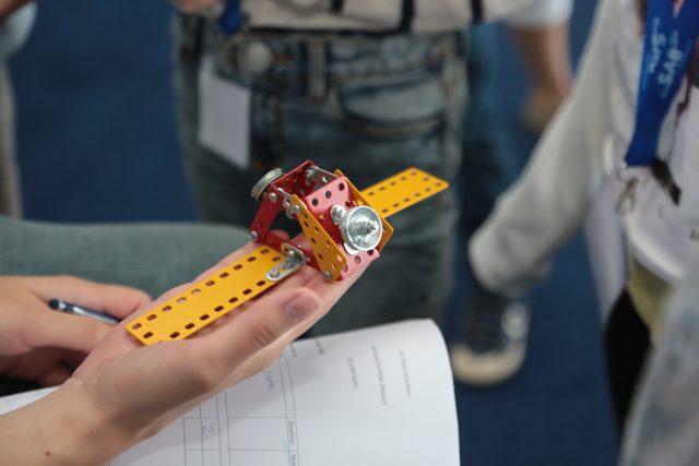 Autoři Space Academy se děti snaží nadchnout ke studiu vesmíru, technologií a přírodních věd