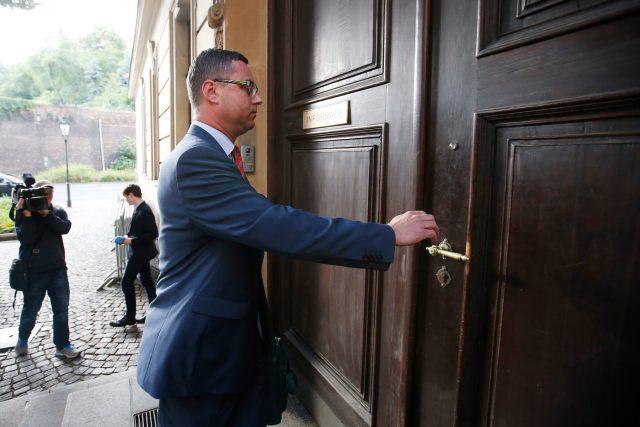 Nejvyšší státní zástupce Pavel Zeman | foto: Petr Horník,  Právo / Profimedia