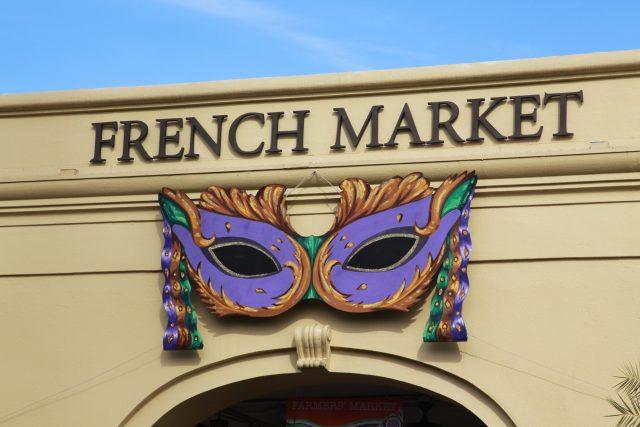 French Market v New Orleansu | foto: Julie Urbišová,  Český rozhlas