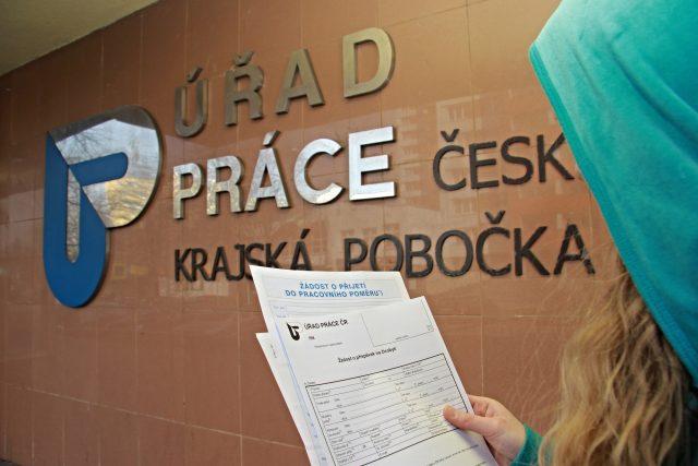 Úřad práce,  nezaměstnanost,  žádost o práci,  formulář,  hledání zaměstnání,  příspěvky,  ilustrační foto | foto: Fotobanka Profimedia