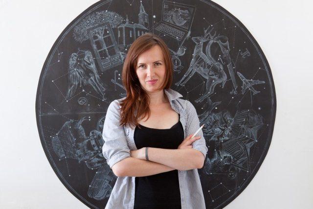Výtvarnice Míla Fürstová