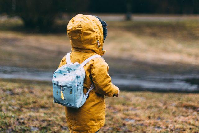 dítě - osamělé dítě