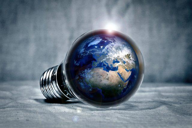 Planeta Země | foto: Fotobanka Pixabay