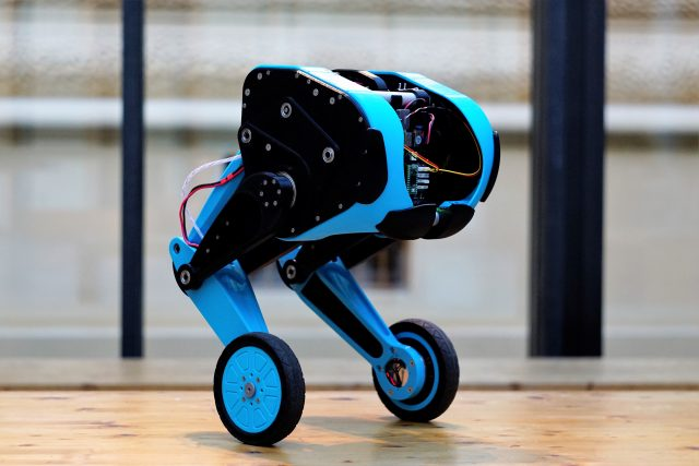 Robot SK8O | foto: FEL ČVUT