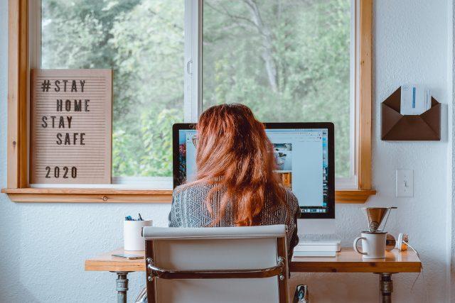 home office - práce z domu