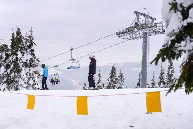 Jak bude vypadat letošní lyžařská sezona?   foto: Honza Ptáček,  Český rozhlas