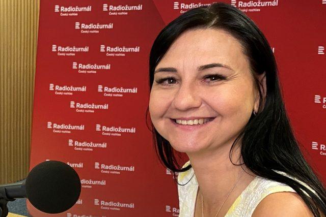 Andrea Pokorná, expertka v oboru péče o pacienty s nehojícími se ranami
