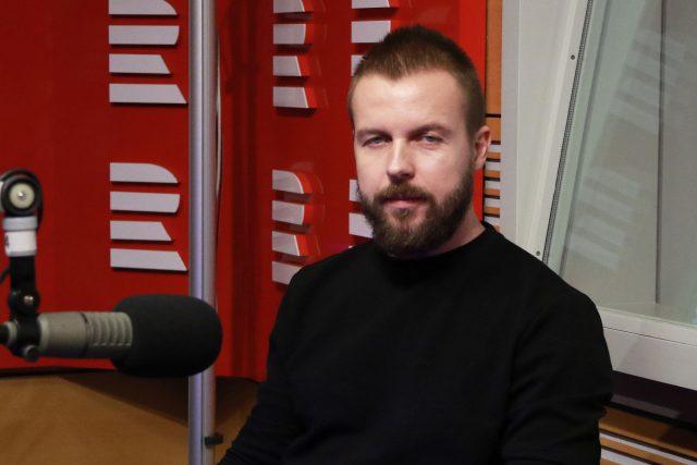 Jan Mrázek, předseda spolku Moravský speleologický klub