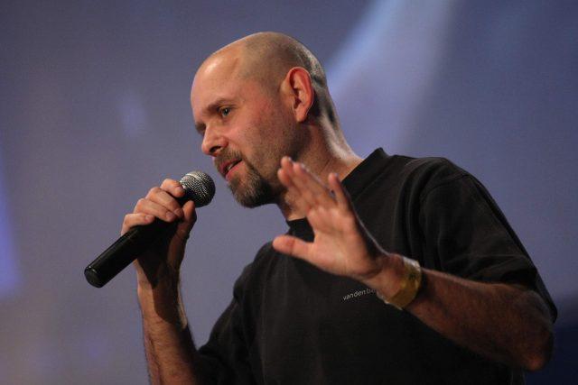 Marek Hlavica v roce 2010