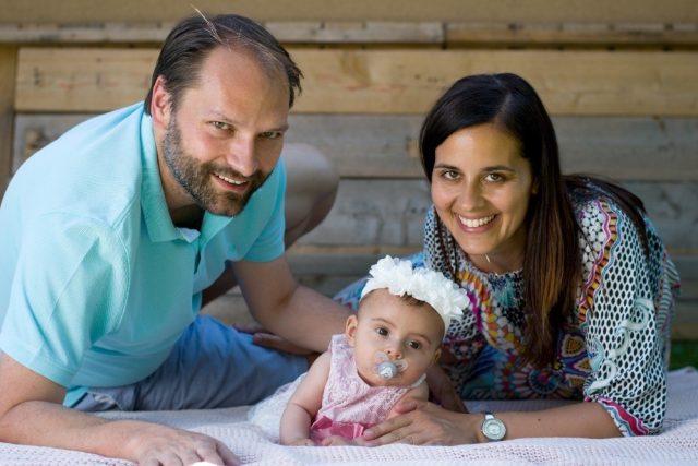 Kateřina, Hynek a jejich vysněná dcera Vivien