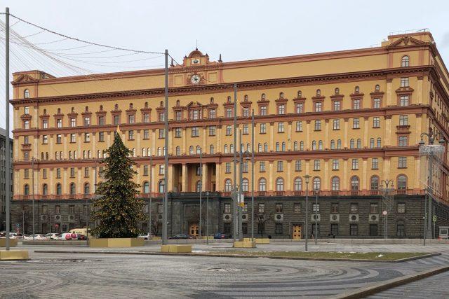 Svůj rukopis na Lubjance zanechal mimo jiné architekt Alexej Sčusev, autor Leninova mauzolea