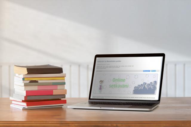online vzdělávání učitelů