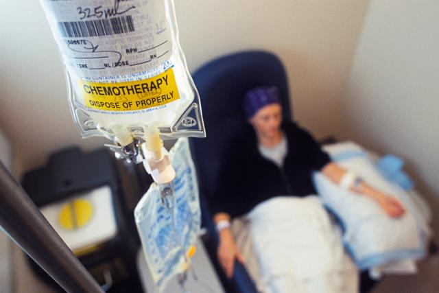 Chemoterapie je stále jednou ze čtyř základních metod léčby rakoviny