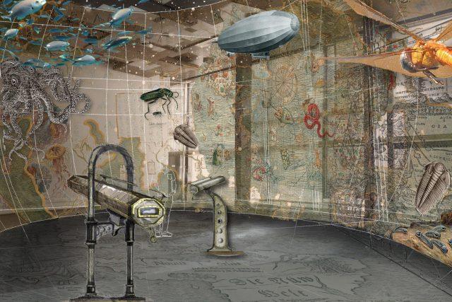 Dětské muzeum bude připomínat obbří fresku, slibuje Matěj Forman