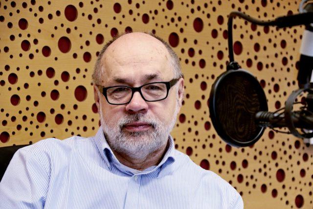 Jiří Pehe, ředitel New York University v Praze a politický analytik