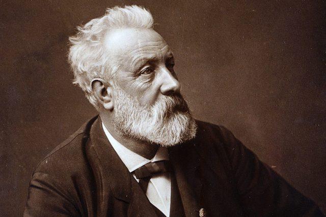Jules Verne  (1892) | foto: Wikimedia Commons,  CC0 1.0