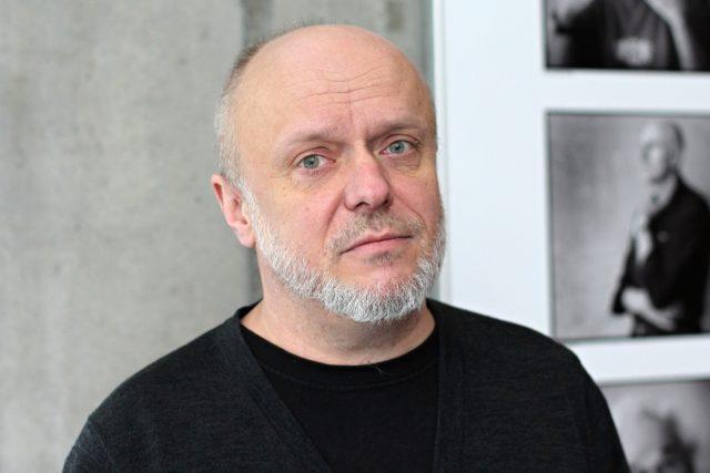 Matematik René Levínský