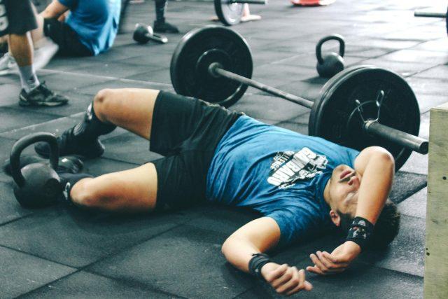 cvičení - zranění ze cvičení - fitko