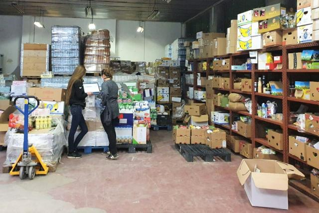 Potravinová banka Jihočeského kraje