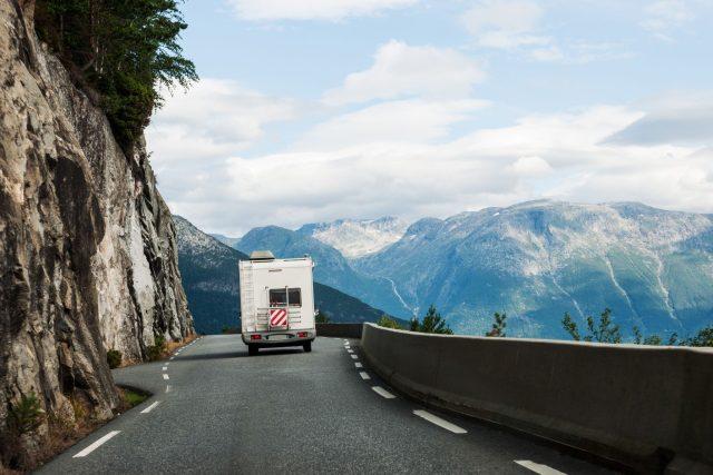 Dovolená v obytném voze je plná svobody a dobrodružství | foto: Fotobanka Profimedia