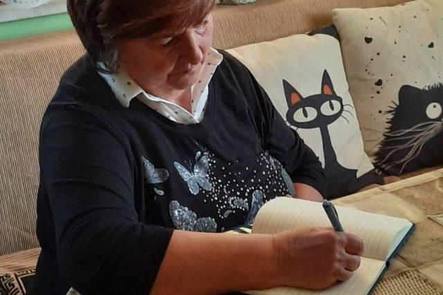 Seniorka Vlasta z Olomoucka je jedním z pěti Čechů, kteří svěřili své životní příběhy Radiožurnálu