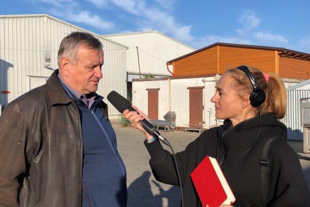 Vinař Miloš Michlovský hostem Lucie Výborné