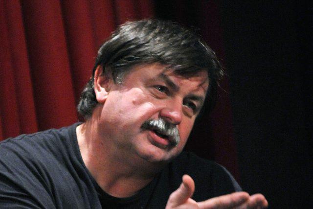 Producent Čestmír Kopecký   foto: Roman Vondrouš,  ČTK